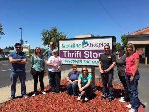 snowline hospice thrift store, gilbert associates nonprofit experts, cpas and advisors